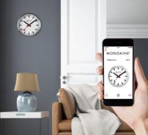Horloge Mondaine Smart Stop2Go : deux secondes de pose toutes les 58 secondes