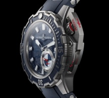 Ulysse Nardin Diver Deep Dive : grand bleu
