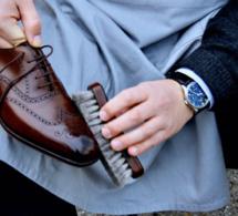 Portrait de David Elhayani : des montres aux chaussures, il n'y a qu'un pas