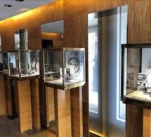 Paris : Zenith retrace l'histoire de sa collection Defy dans son pop-up store place Vendôme