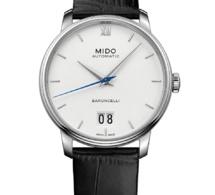 Mido Baroncelli Big Date : une grande date intemporelle et accessible