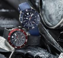 Alpina Seastrong Diver GMT : plongeuse voyageuse