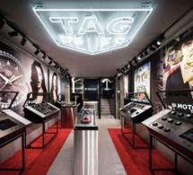 TAG Heuer : un parfum-signature au sein de ses boutiques