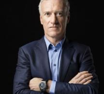 Didier Deschamps et sa Hublot