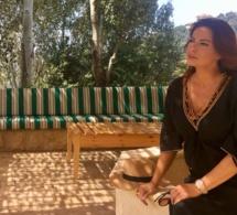 Al Hayba : Karla Boutros porte une Rolex Datejust or et acier