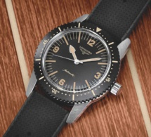 Longines Skin Diver Watch : bel hommage à la première plongeuse de la marque