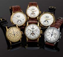 Antiquorum : grande vente horlogère le 11 novembre à Genève