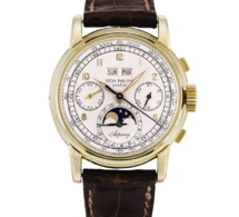 """Sotheby's : près de quatre millions de dollars pour la Patek """"Asprey"""""""