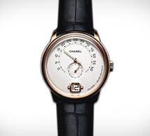 Chanel : participation dans la manufacture horlogère Kenissi