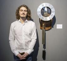 Young Talent Competition : Tyler John Davies, vainqueur de l'édition 2018 avec Equilibrium