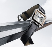 Cartier : une nouvelle Santos-Dumont à quartz