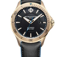Baume et Mercier Clifton Club Bronze : dans l'air du temps