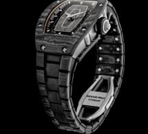 bracelet en carbon TPT pour la RM 07-01 Ladies