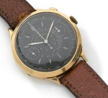 Un chrono monopoussoir Rolex réf 2021 en vente chez Artcurial