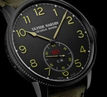 Ulysse Nardin Marine Torpilleur Military : bronze ou noir DLC ?