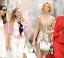 Sex and the city, le film : Sarah Jessica Parker porte une Bulgari Bulgari en or jaune