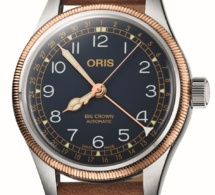 Oris Big Crown Pointer Date acier et bronze 36 mm