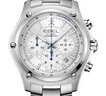 Ebel Discovery Gent : un chrono sportif et élégant à la fois