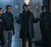 Trois générations de Shaft : Samuel L. Jackson porte un chrono Ritmo Mundo