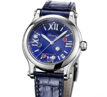 Chopard Happy Sport London Edition : Union Jack !