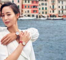 Ning Chang : l'actrice chinoise devient ambassadrice IWC