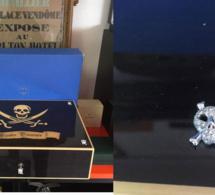 Elie Bleu : le nec plus ultra de la boite à montres en pièce unique avec diamants et or blancs