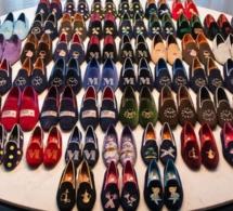 Mount Street : des slippers pour fans de montres