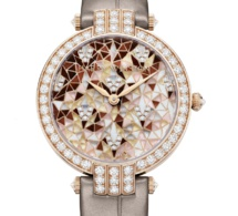 Harry Winston The Premier Collection : de somptueux cadrans en micro-mosaïque