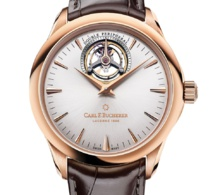 La Carl F. Bucherer Manero Tourbillon Double Peripheral vue par Virginie Pinet de chez Bucherer