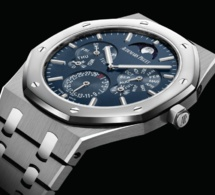 Royal Oak QP extra-plat automatique: un nouveau record !
