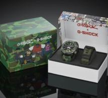 Gorillaz x G-Shock : seconde et dernière collab' en édition limitée