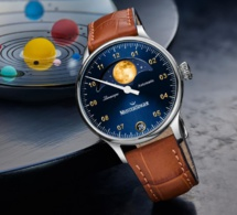 MeisterSinger Lunascope Golden Moon : la Lune est d'or