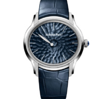 Audemars Piguet Millenary Frosted Gold Philosophique : le temps autrement