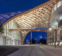 Swatch : un tout nouveau siège ultra-moderne et tout en bois à Bienne