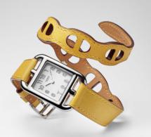 Hermès Cape Cod : quand la fameuse Chaine d'ancre se fait bracelet-montre en cuir