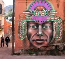 Jaquet Droz : Urban Odyssey, projet pictural de Muga & Ghost, deux artistes de la Chaux-de-Fonds