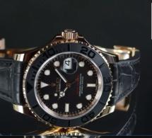 SwimSkin : le nouveau bracelet RubberB 100% caoutchouc qui ressemble à l'alligator