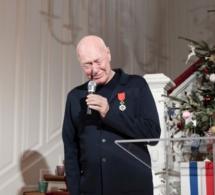 Jean-Claude Biver décoré de la Légion d'honneur
