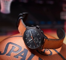 Tissot : chronométreur officiel du NBA Paris Game 2020