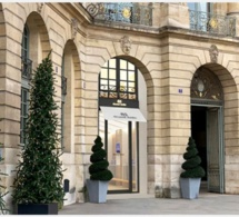 Grand Seiko ouvre sa plus grande boutique au monde à Paris place Vendôme