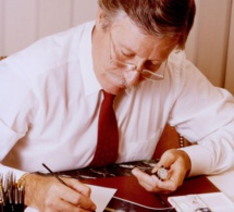 Gerald Genta, DR