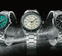 Seiko Limited Edition Lineup : hommage aux Crown Chronograph des années 60