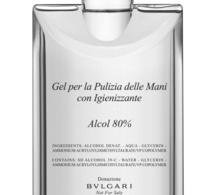 Bvlgari va produire du gel hydro-alcoolique pour lutter contre le Covid-19