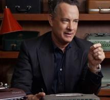 California Typewriter : Tom Hanks porte une Omega Speedmaster