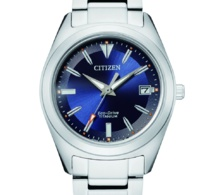 Citizen Eco-Drive Pair Collection : en Super Titanium, les deux font la paire
