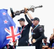 Omega : chronométreur officiel de la 36ème édition de la Coupe de l'America