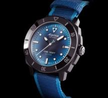 Alpina Seastrong Diver Gyre Automatique : bleu de mer