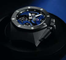 Audemars Piguet : une Royal Oak Concept tourbillon volant et GMT