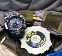 G-Shock : une nouvelle collaboration avec l'Armée britannique