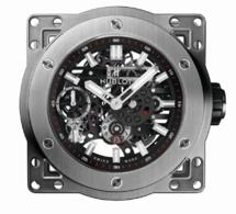 Hublot Meca-10 Clock : mécanique puissance 4